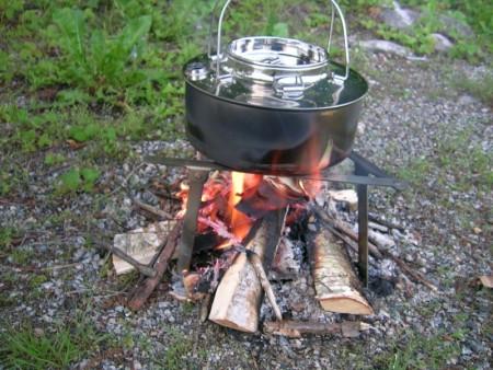 Gassbrennere, ild og bålutstyr